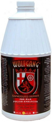 Wolfgang Paaintwork Polish Enhancer 64 Oz.