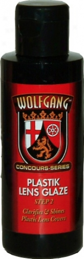 Wolfganf Plastik Lens Glaze