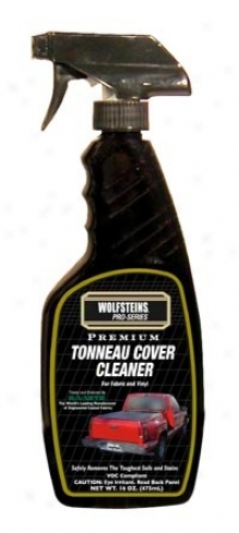 Wolfsteins Tonneau Cover Cleaner