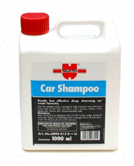 Wurth Car Shampoo