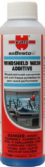 Wurth Windshield Wash Additive
