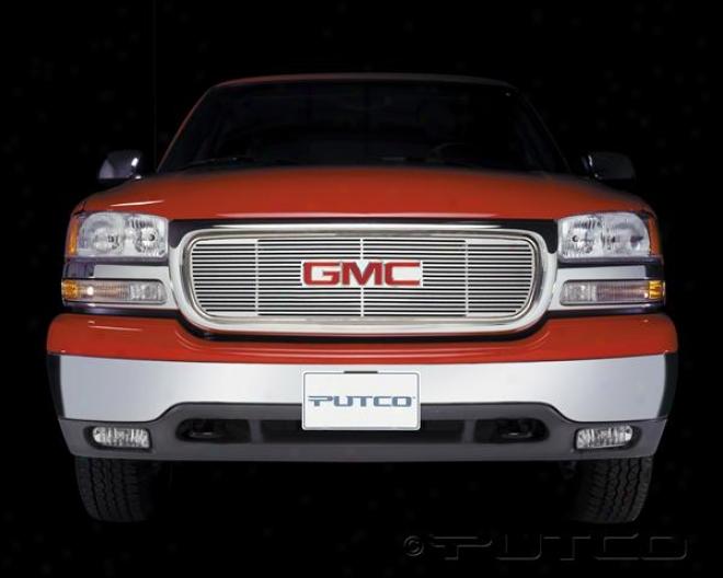 00-06 Gmc Yukon Putco Liquid Grilles 91102