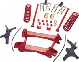 00-08 Nissan Frontier Rancho Lift Kit-suspension Rs6593