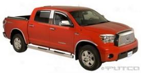 00-10 Toyota Tundra Putco Putco Complete Chrome Accompaniment Kits 405419
