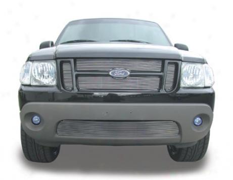 01-03 Ford Explorer T-rex Grille Insert 20652