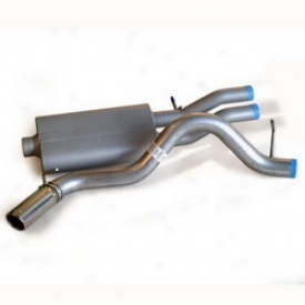 01-0 Gmc Sierra 1500 Hd Flowmaster Exhaust Order Kit 17350