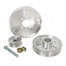 01-04 Ford Mustang Bbk Performancr Pulley Kit 1559