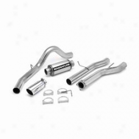 01-05 Chevrolet Silverado 2500 Hd Magnaflow Exhaust System Kit 16931