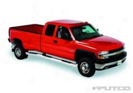 01-07 Chevrolet Silverado 1500 Putco Nerf/step Shoal (wheel To Wheel)