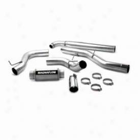01-07 Chevrolet Silverado 2500 Hd Mgnaflow Exhaust System Kit 16909