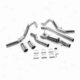 01-07 Chevrolet Silverado 2500 Hx Magnaflow Exhaust System Outfit 16903