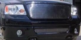 02-04 Dodge Ram 1500 Lund Bumper Valance Grille Insert 84099