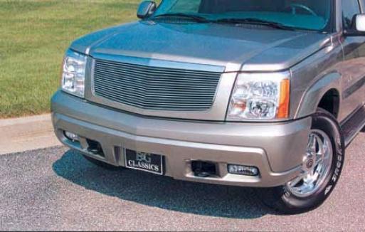 02-06 Cadillac Escalade E&g Classics Billet Grille - Silver