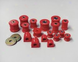 02-06 Subaru Impreza Energy Suspension Master Bushing Kit 1918101r
