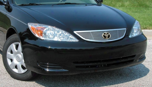 """02-06 Toyota Camry E&g Classics 1/4 X 1/4 """"q"""" Grille 1073-0185-02qr"""