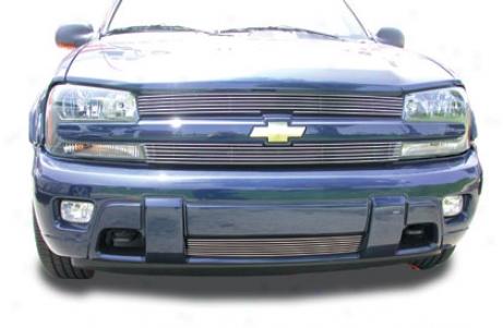 02-07 Chevrolet Trailblazer T-rex Grille Cover 21281