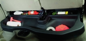 02-08 Dodge Ram 1500 Husky Liners Cargo Box 09401