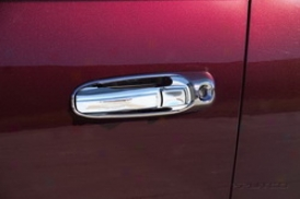 02-08 Dodge Ram 1500 Putco Door Handle Cover 411203
