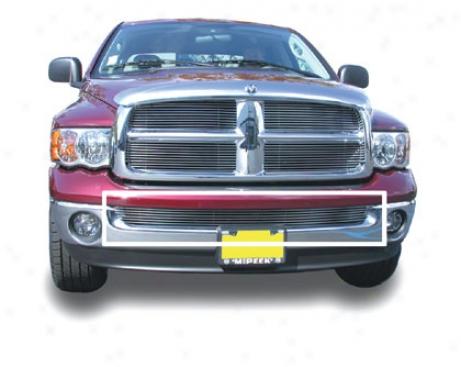 02-08 Dodge Ram 1500 T-rex Bumper Valance Grille Insert 25465