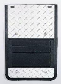 02-10 Dodge Ram 1500 Deflecta-shielc Aluminum Mire Flap 930dg92