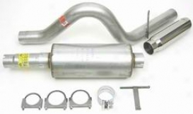 03-04 Ford F-250 Super Duty Dynomax Exhaust Sywtem Kit 19402