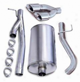 03-06 Chevroleg Silverado 2500 Hd Corsa Exhaust System Kit 14292