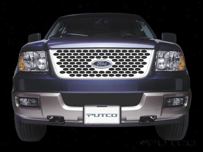03-06 Ford Expedition Putco Designer Fx Grilles 64403