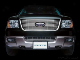 03-06 Ford Enterprise Putco Grille Insert 31139