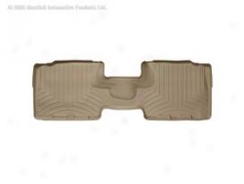 03-06 Lincoln Navigator Weathertech Floor Mat Rear 2nd Row 440294