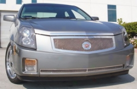 03-07 Cadillac Cts T-rex Bumper Valance Grille Insert 55192