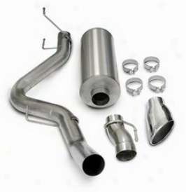 03-07 Dodge C~ 2500 Corsa Exhaust Systtem Kit 15412