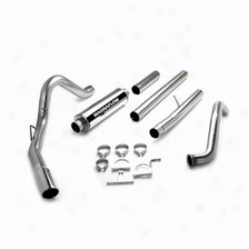 03-O7 Wading-place F-250 Super Duty Mafnafloe Exhaust System Kit 15952