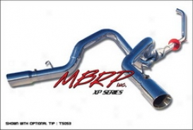 03-07 Ford F-250 Super Duty Mbrp Exhaust Exhaust System Kit S6210409