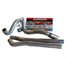 03-07 Ford F-350 Super Duty Flowmaster Exhaust Order Kit 17377