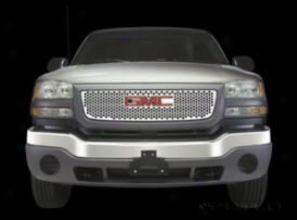 03-07 Gmc Sierra 1500 Putco Grille Set in 96138