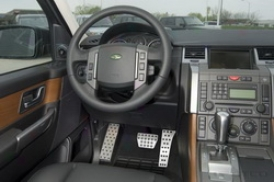 03-07 Land Rover Range Rover Putco Pedal Pad-set 932020