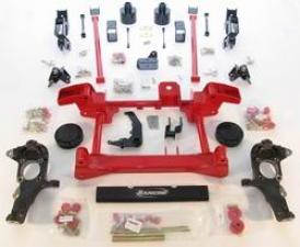 03-08 Hummer H2 Rancho Lift Kit-ssuspension Rs6557b
