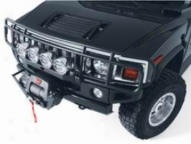 03-09 Hummer H2 Warn Light Bar 68499