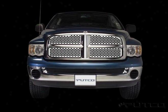 04-05 Dodge Ram 1500 Putco Designer Fx Grilles 64502