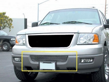 04-06 Ford Expedition T-rex Bumper Valance Grille Insert 25593