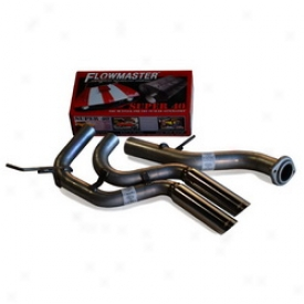 04-06 Gmc Sierra 1500 Flowmaster Exhaust System Kit 17392