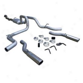 04-06 Gmc Sierra 1500 Flowmaster Exhaust System Kit 17436