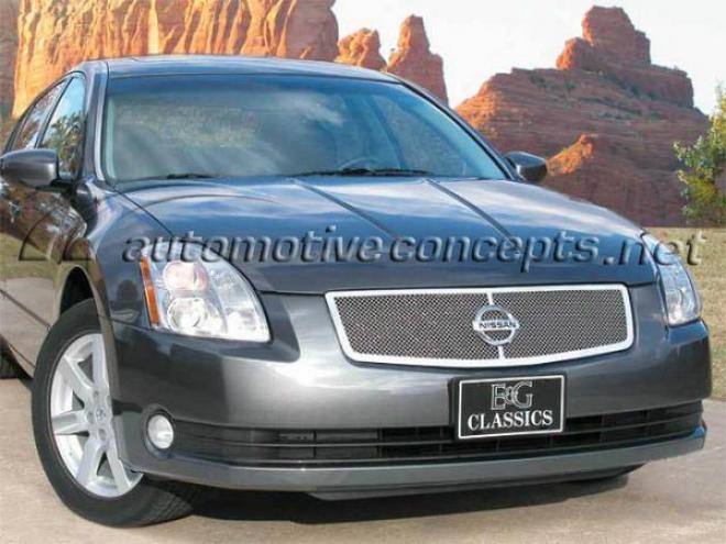 04-06 Nissan Maxima E&g Classics Fine Mesh Grille 1083-0102-04
