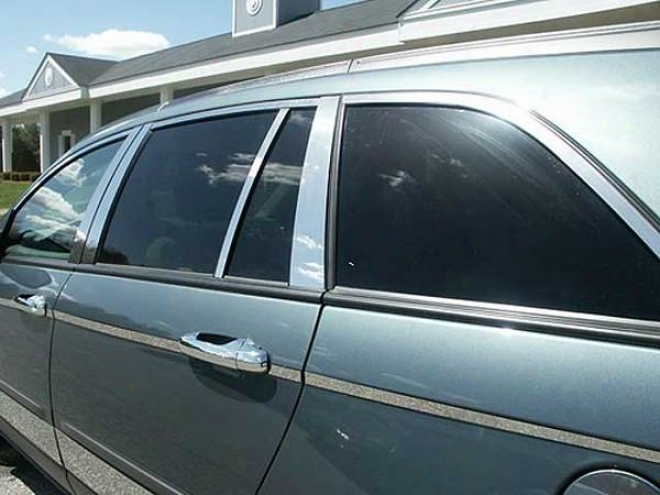 04-08 Chrysler Pacifica Quality Window Packages Wp44750