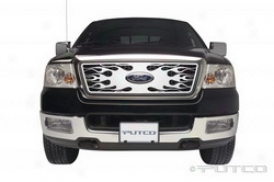 04-08 Ford F-150 Pitco Grille Insert 89142