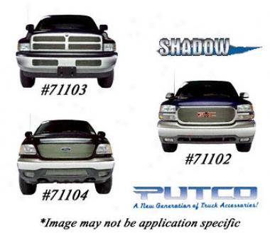 04-08 Nissan Titan Putco Grille Insert 71120