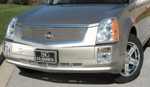 04-09 Cadillac Srx E&g Classics Classic Fine Mesh 2pc Grille