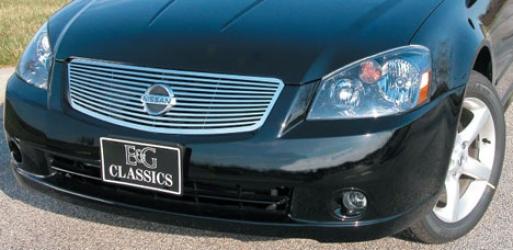 """05-06 Nissan Altima E&g Classics 1/4 X 1/4 """"q"""" Grille 1084-0185-05q"""