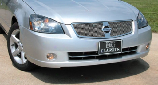 05-06 Nissan Aptima E&g Classics Fine Mesh Grille 1084-0102-05