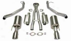 05-06 Pontiac Gto Corsa Exhaust System Kit 14190